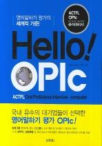 HELLO OPIc