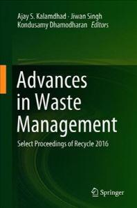 Advances in Waste Management