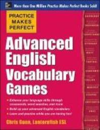 [해외]Practice Makes Perfect Advanced English Vocabulary Games