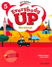 Everybody Up. 5(Workbook)