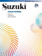 [해외]Suzuki Violin School, Vol 2 (Paperback)
