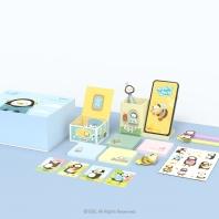펭수 2주년 오피셜 굿즈 세트(Pengsoo Stationery Set)