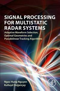 [해외]Signal Processing for Multistatic Radar Systems