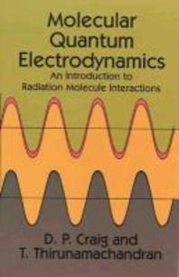 [해외]Molecular Quantum Electrodynamics