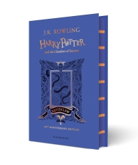 Harry Potter and the Chamber of Secrets Book 2 - Ravenclaw Edition (영국판)