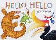 Hello Hello (Books for Preschool and Kindergarten, Poetry Books for Kids)