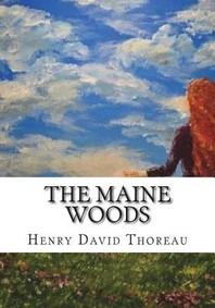 [해외]The Maine Woods (Paperback)
