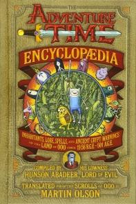 [해외]Adventure Time Encyclopaedia