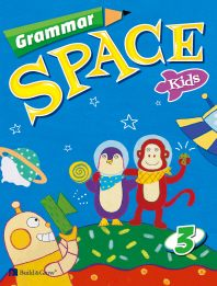 Grammar Space Kids. 3