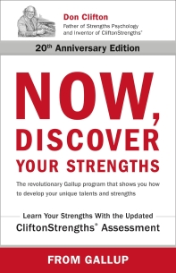 Now, Discover Your Strengths(0000)