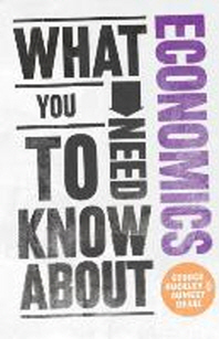 [해외]What You Need to Know about Economics (Paperback)