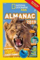 [해외]National Geographic Kids Almanac 2019 (Hardcover)