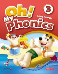 Oh! My Phonics(오! 마이 파닉스). 3(세이펜 적용)