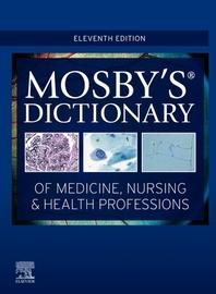 [해외]Mosby's Dictionary of Medicine, Nursing & Health Professions