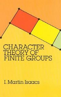 [해외]Character Theory of Finite Groups