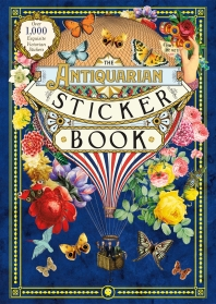 [해외]The Antiquarian Sticker Book