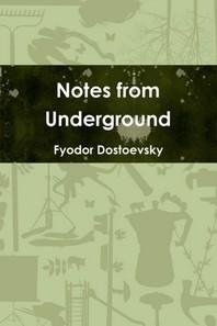 [해외]Notes from Underground (Paperback)