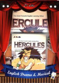 Hercules 세트(CD2장포함)(뮤즈위즈 영어연극 표현영어 학습시리즈)(전3권)