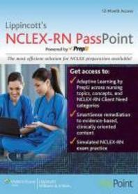 Lww NCLEX-RN Passpoint; Plus Marquis 8e Text Package