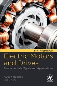 [해외]Electric Motors and Drives