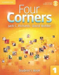 Four Corners Level 1 : Student s Book (CD1장 포함)