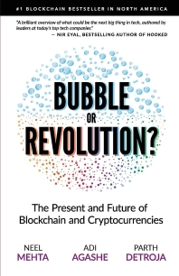 Blockchain Bubble or Revolution