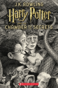 Harry Potter and the Chamber of Secrets ( Harry Potter #2 )
