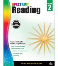 Spectrum Reading Grade. 2