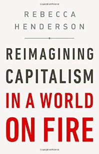 [해외]Reimagining Capitalism in a World on Fire