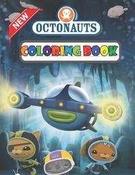 [해외]Octonauts Coloring Book