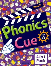Phonics Cue. 4(SB+WB+AB+CD)