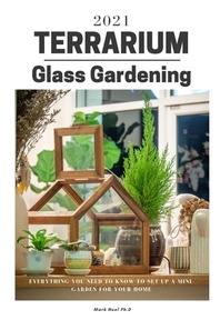 [해외]Terrarium Glass Gardening