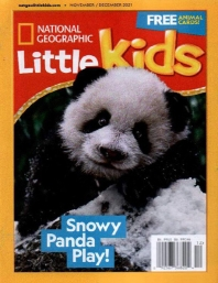 NATIONAL GEOGRAPHIC LITTLE KID(2018년11/12월)USA
