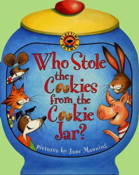 Who Stole the Cookies from the Cookie Jar? ( Playtime Rhymes )