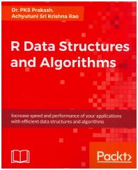 [해외]R Data Structures and Algorithms (Paperback)