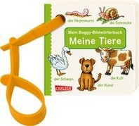 Mein Buggy-Bildwoerterbuch: Meine Tiere
