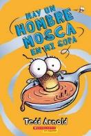 [해외]Hay Un Hombre Mosca En Mi Sopa (There's a Fly Guy in My Soup), Volume 12 (Paperback)