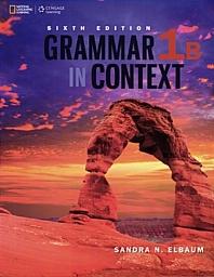 Grammar In Context 1B
