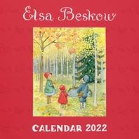 [해외]Elsa Beskow Calendar 2022