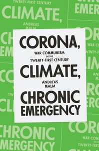 [해외]Corona, Climate, Chronic Emergency (Paperback)