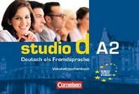 studio d.A 2. Deutsch als Fremdsprache. Vokabeltaschenbuch  (정)/새책수준/일본서적 / ☞ 서고위치:Oi-03   *[구매하시면 품절 표기 됩니다]