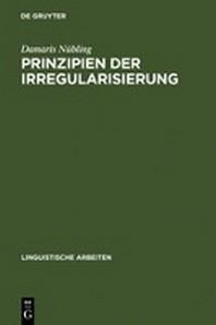 [해외]Prinzipien Der Irregularisierung (Hardcover)