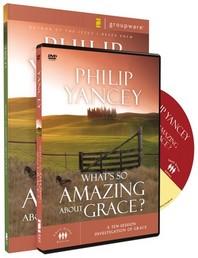 [해외]What's So Amazing about Grace Participant's Guide with DVD (Paperback)