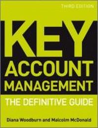 [해외]Key Account Management