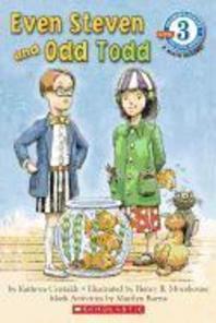 Even Steven and Odd Todd(A Math Reader)(Hello Reader Level 3)