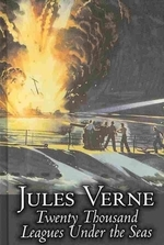 Twenty Thousand Leagues Under the Seas by Jules Verne, Fiction, Fantasy & Magic