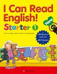 I Can Read English Starter. 1(New)(CD1장포함)
