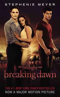 [보유]The Twilight #4 : Breaking Dawn (Movie Tie-in)
