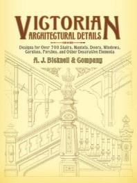 [해외]Victorian Architectural Details