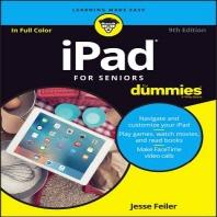 [해외]iPad for Seniors for Dummies (Paperback)